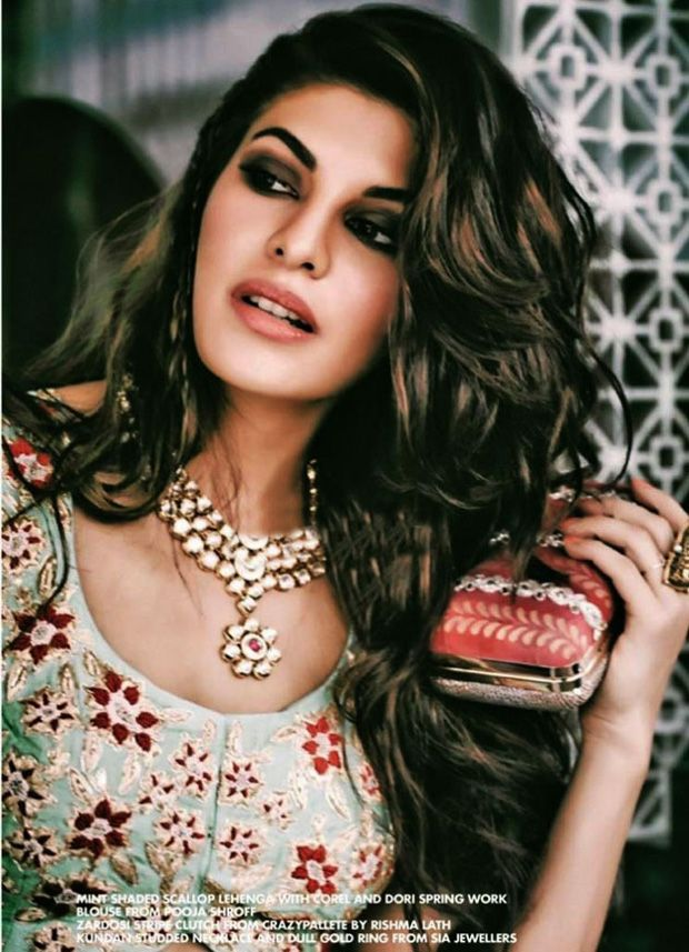 Jacqueline Fernandez on Cineblitz magazine September 2015