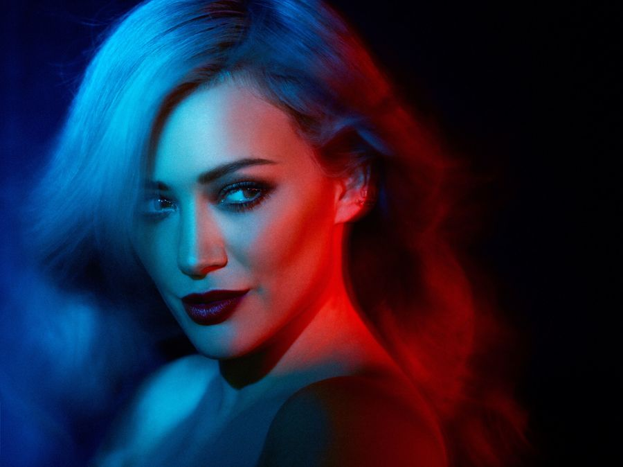 Hilary Duff - Breathe In. Breathe Out. Album Shoot