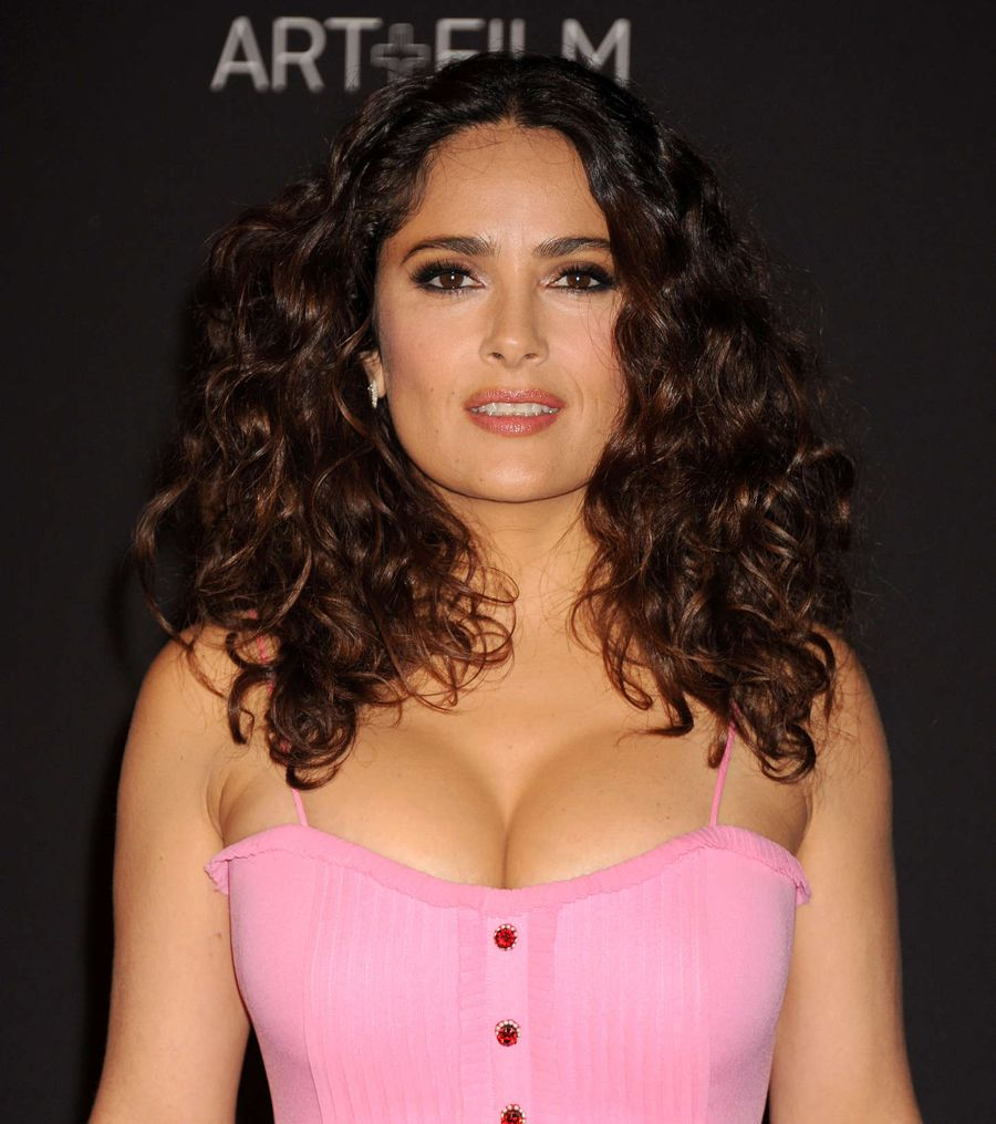 Salma Hayek - LACMA 2015 Art+Film Gala in Los Angeles