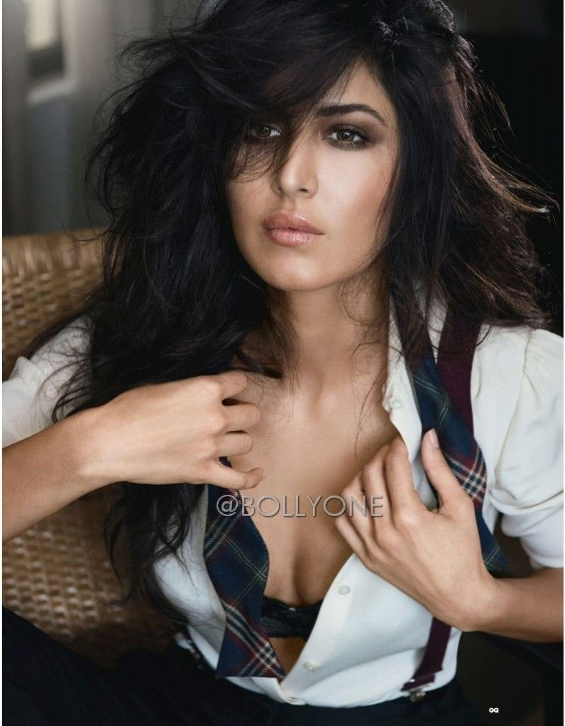 Katrina Kaif GQ Magazine December 2015