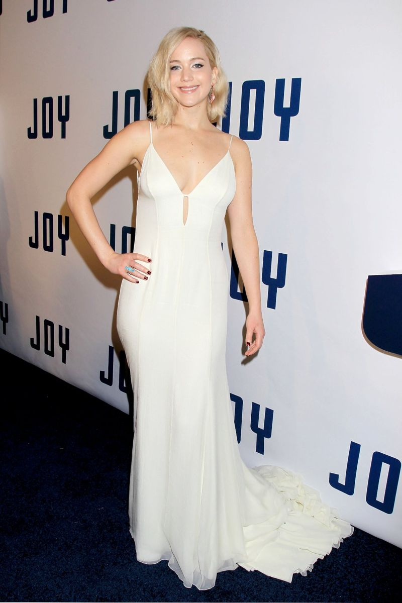 "Jennifer Lawrence - ""Joy"" Premiere in New York"
