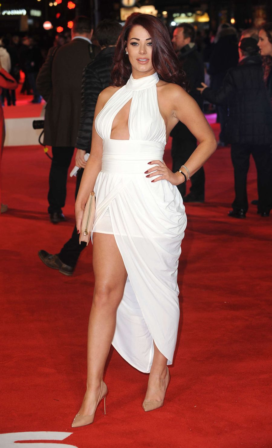 Jessica Hayes - 'Daddy's Home' Premiere in London