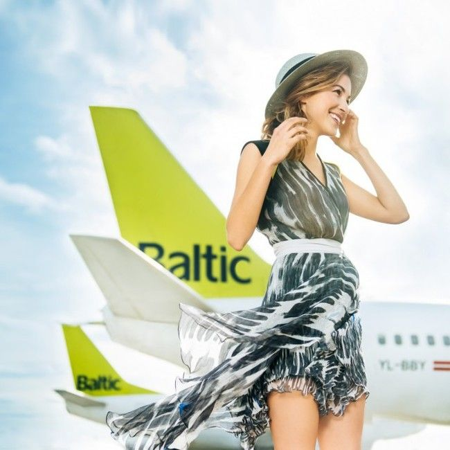 airBaltic 2016 Calendar Feat. Gorgeous Flight Attendants