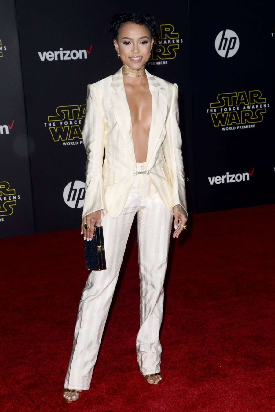 Karreuche Tran - 'Star Wars: The Force Awakens' Premiere