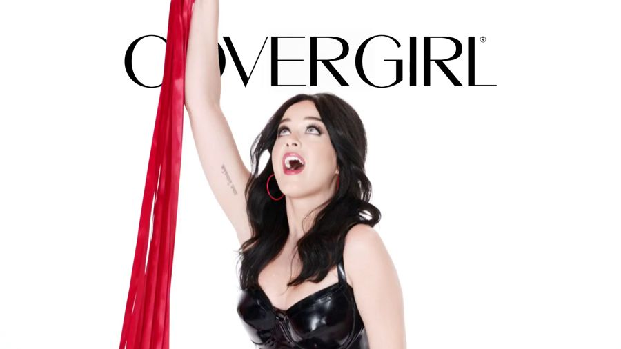 """Katy Perry - New Covergirl Commercial """"Plumpify"""""""
