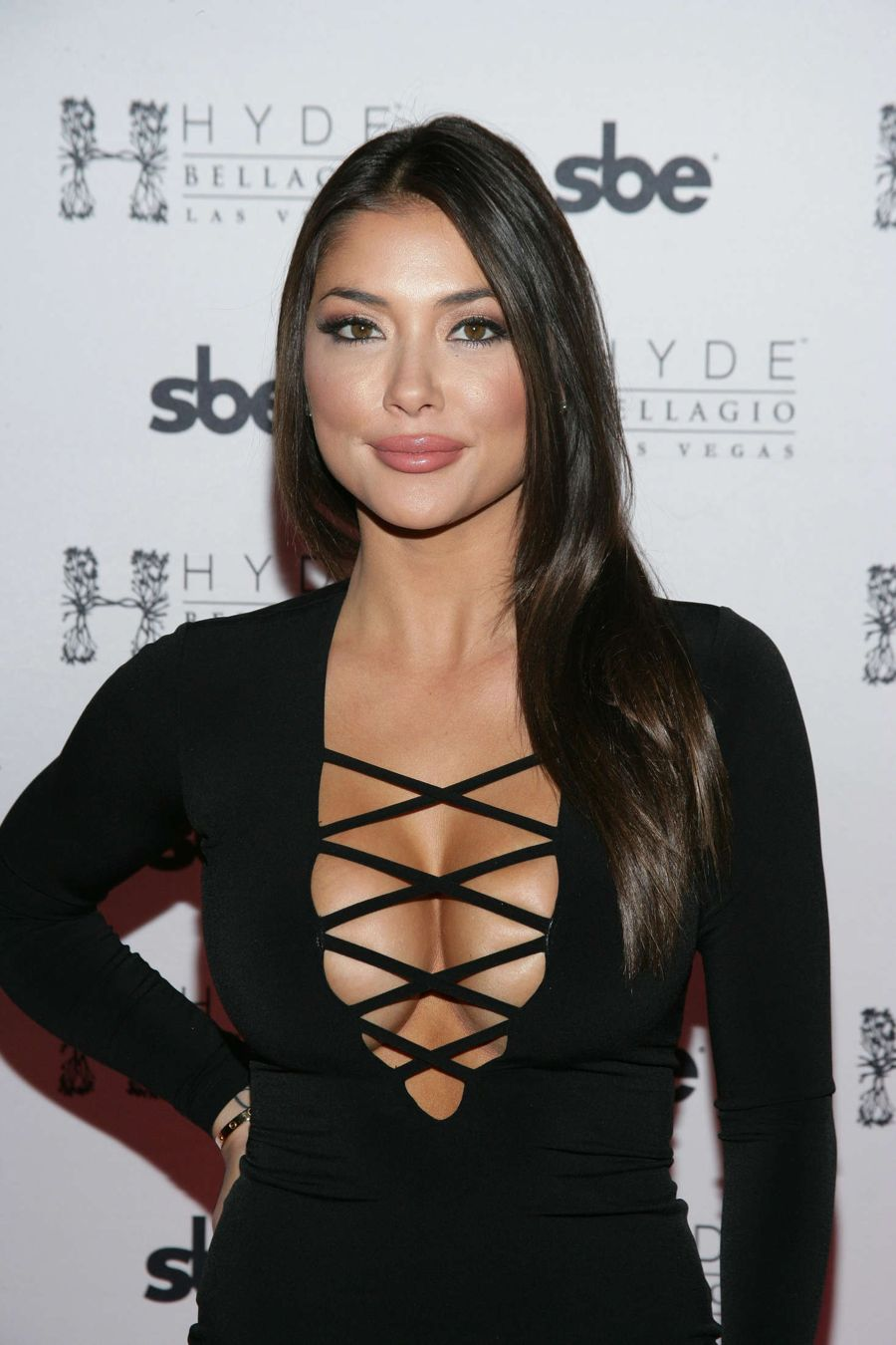 Arianny Celeste - UFC After Party at Foxtail Nightclub