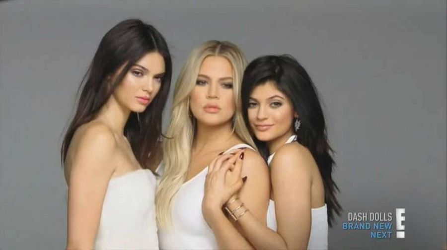 Kylie Jenner and Kendall Jenner – KUWTK 2015 Scenes