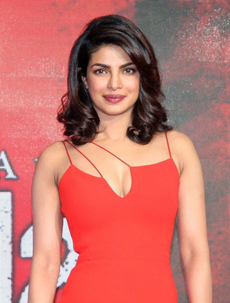 Priyanka Chopra at Jai Gangaajal Trailer Launch