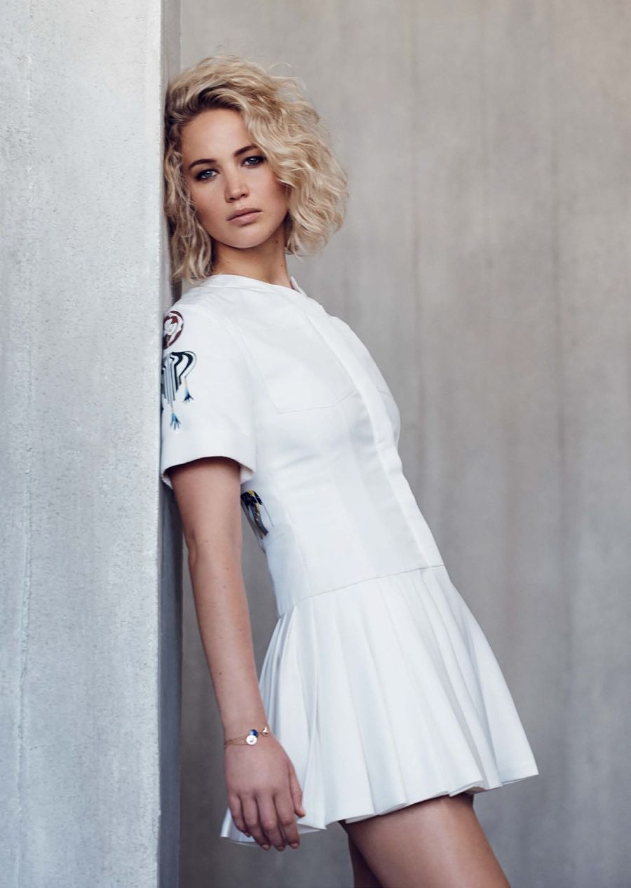 "Jennifer Lawrence - ""Dior"" Photoshoot"