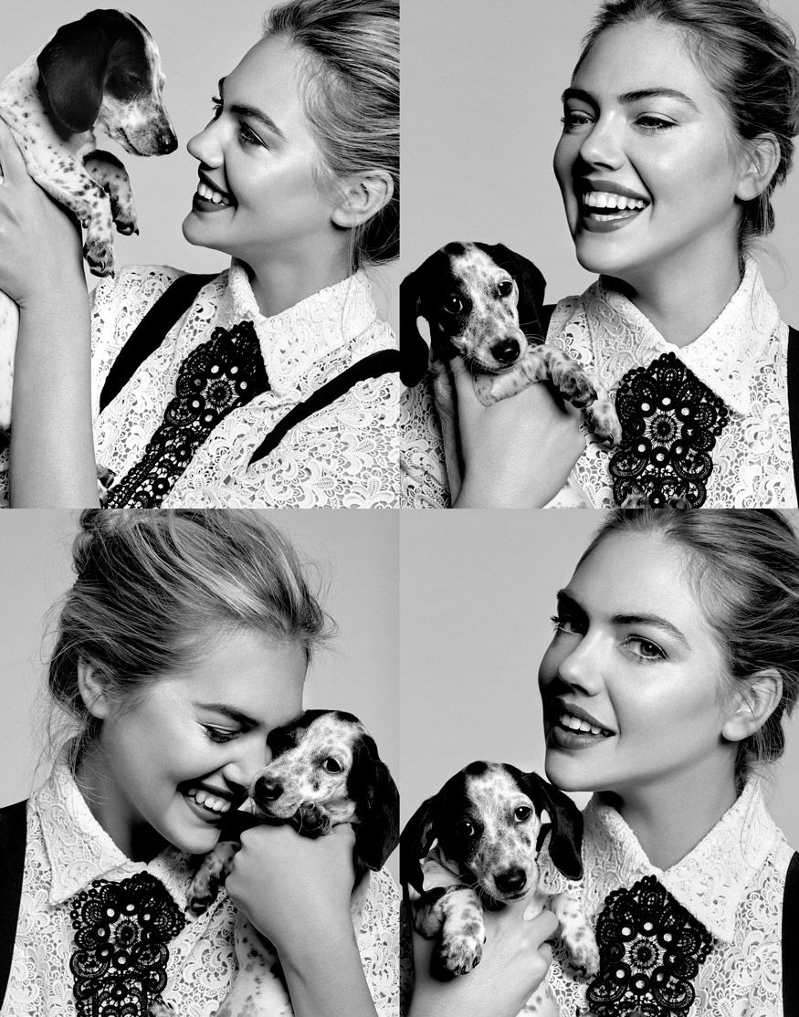 Kate Upton - Harper's Bazaar Singapore Magazine (Jan 2016)