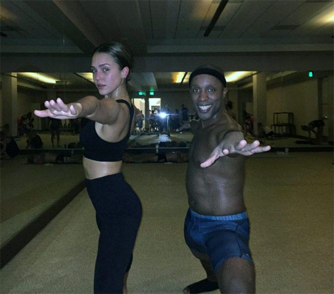 #Fitspiration : How celebs stay fit!