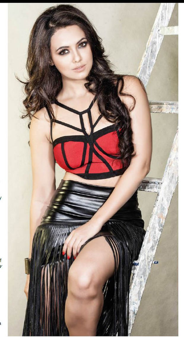 Sana Khan FHM Magazine Photoshoot
