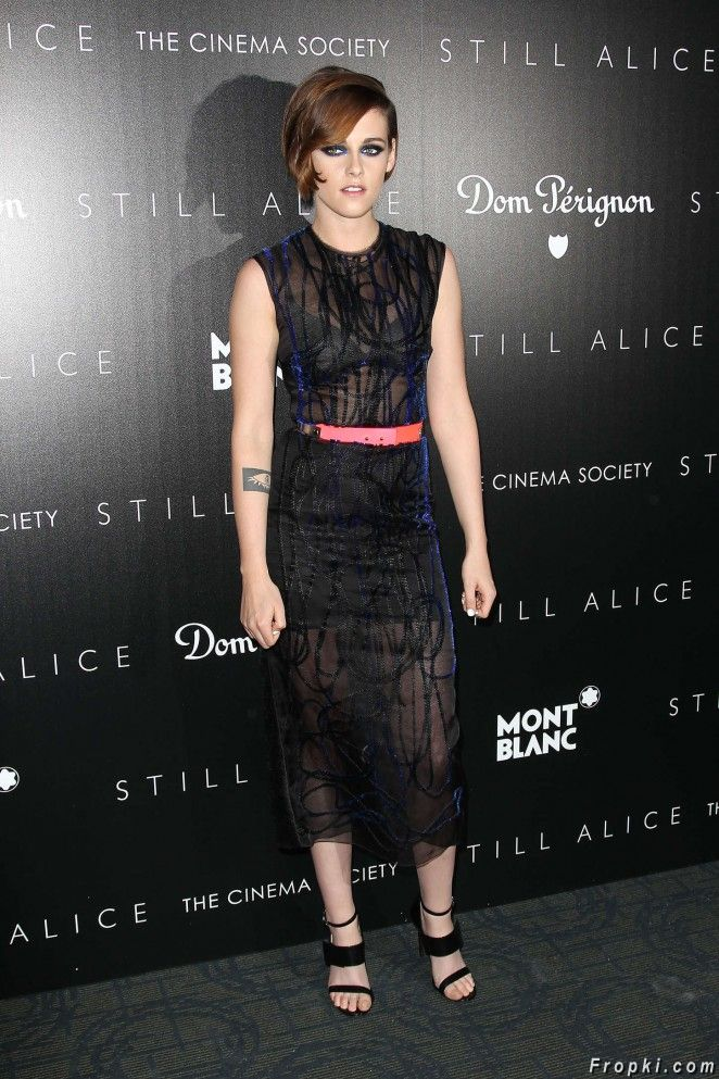Kristen Stewart Still Alice NY Screening
