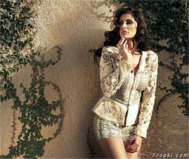 Nargis Fakhri looks elegantly poised on Noblesse India