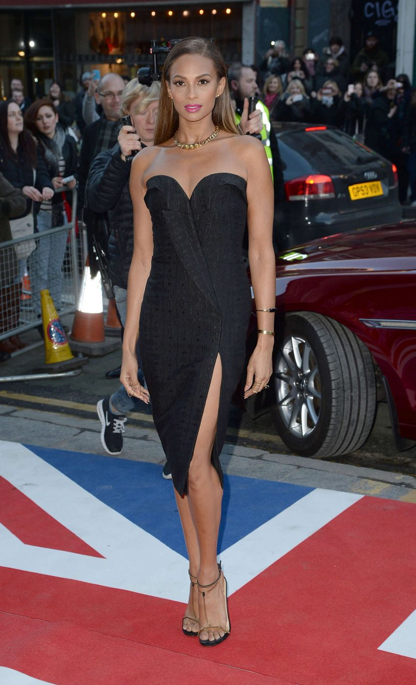 Alesha Dixon 2015 Britains Got Talent Auditions