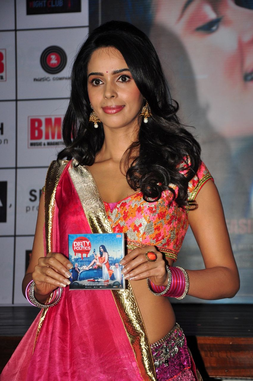 Mallika Sherawat's Dirty Politics Audio Launch Photos