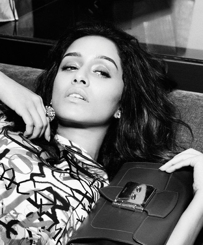Shraddha Kapoor Looks So Cute L'Officiel India Magazine