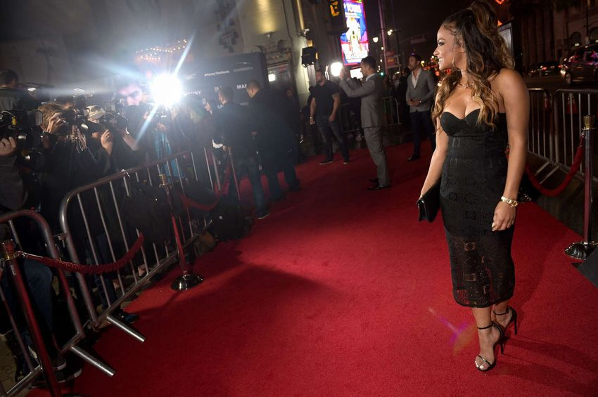 """Christina Milian """"Manny"""" Premiere in Hollywood"""