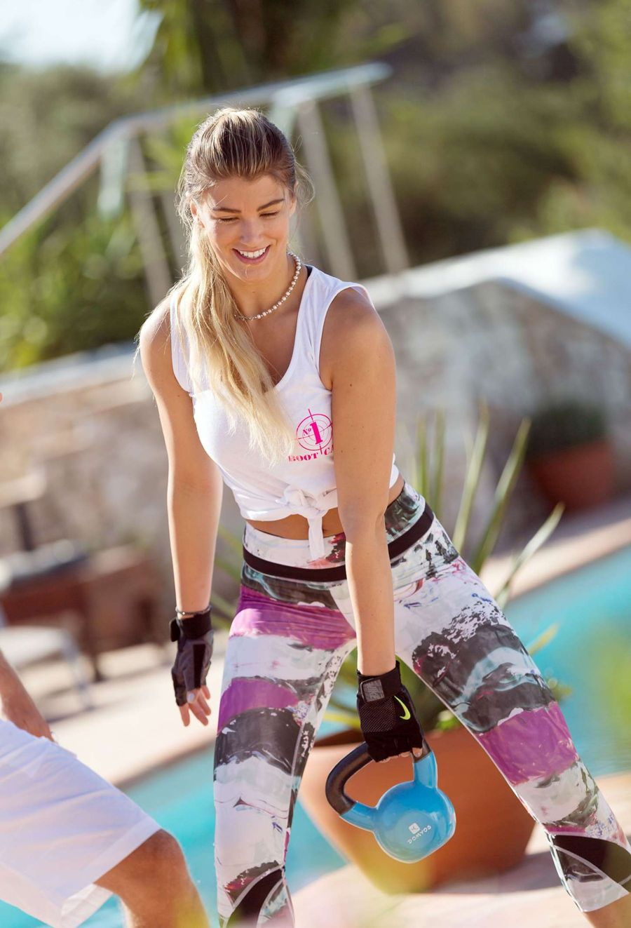 Amy willerton working out in ibiza page 18