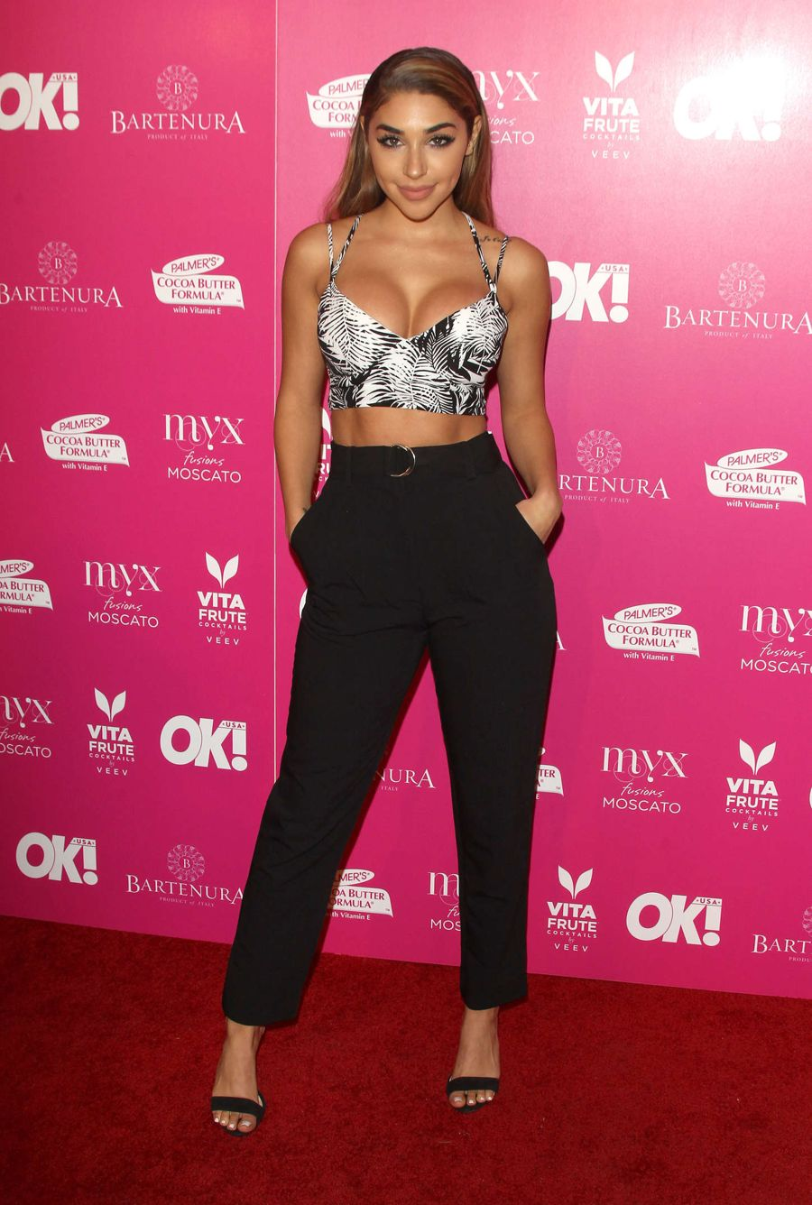 Chantel Jeffries - OK! Magazine's Event in Hollywood