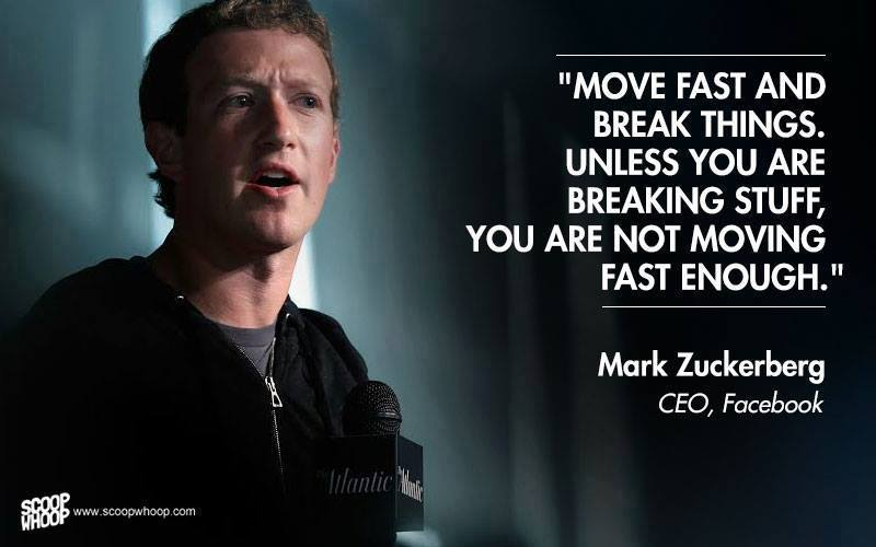 Inspiration From Guys that were Crazy Enough to Succeed