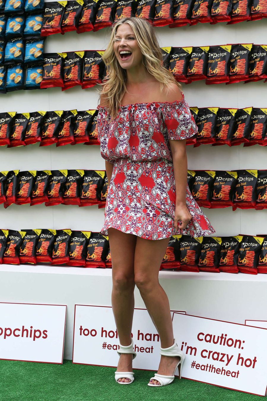 Ali Larter - Popchips Crazy Hot Summer BBQ in NYC