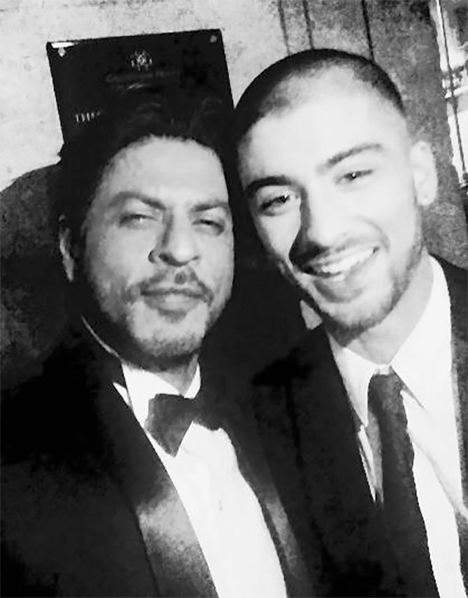 Bollywood's BEST selfie!