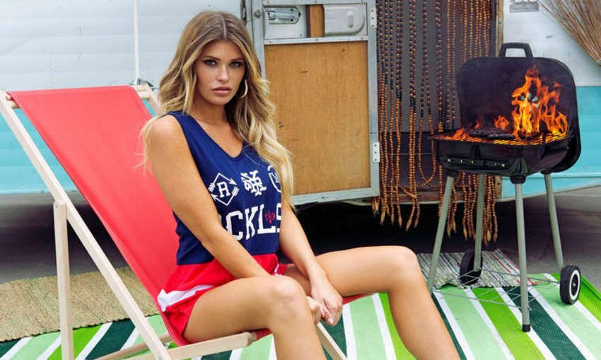 Samantha Hoopes - Young & Reckless Collection
