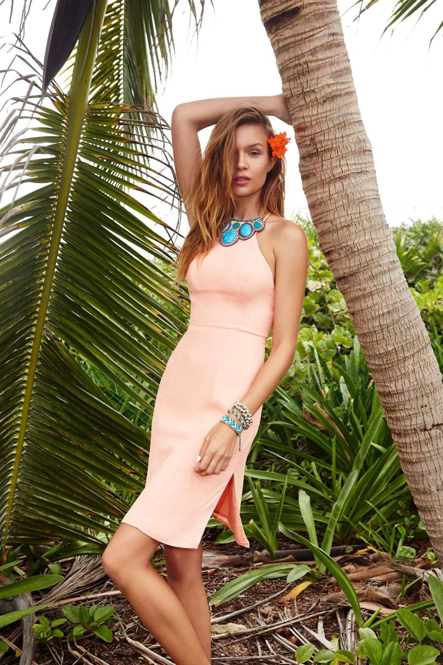 Josephine Skriver - Lovers & Friends Collection 2015