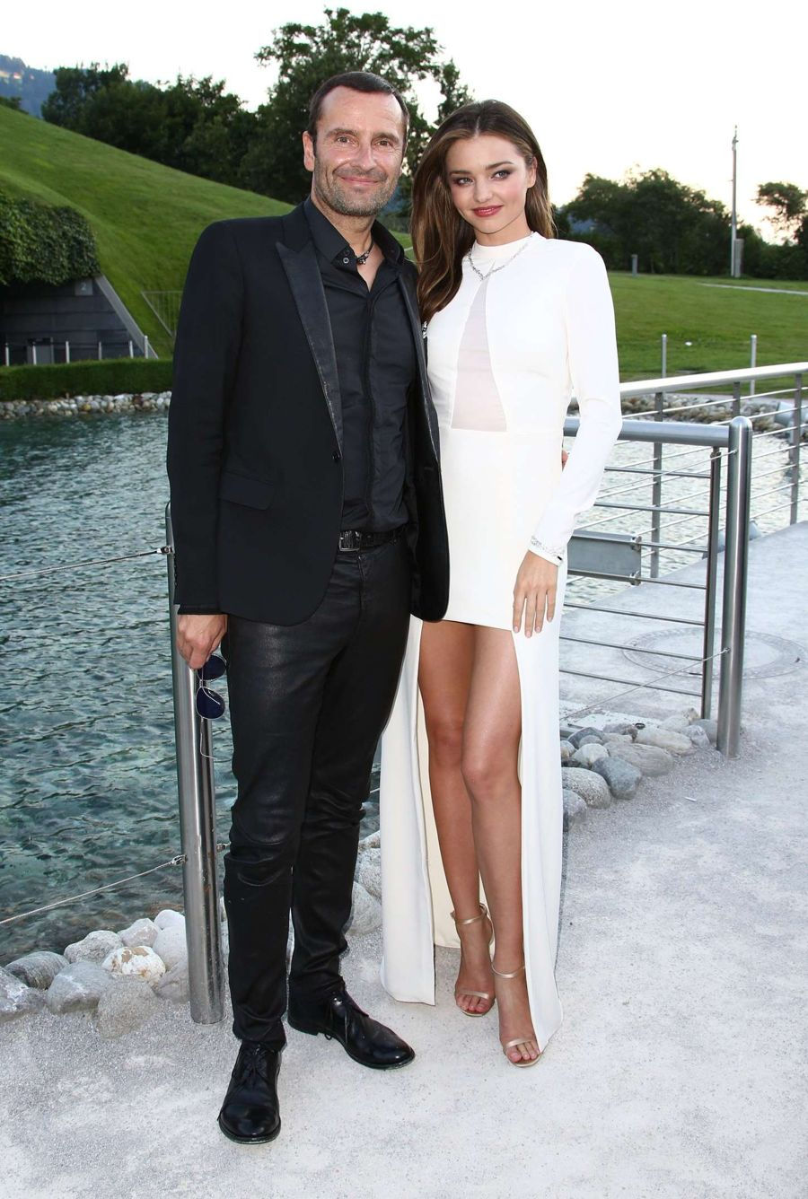 Miranda Kerr - Swarovski New Collection Launch in Wattens