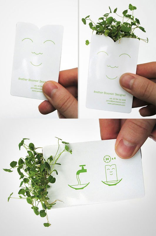 26 Creative Business Cards That Aren't Even Cards
