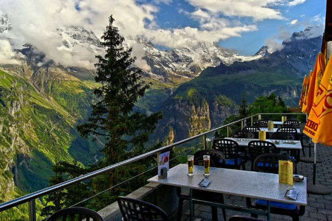30 Restaurants with Insane Views and Epic Food