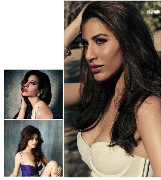 Sophie Choudry Photoshoot for FHM