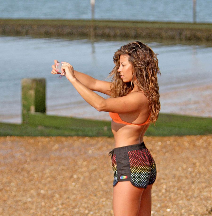 Pascal Craymer - Workout in Essex