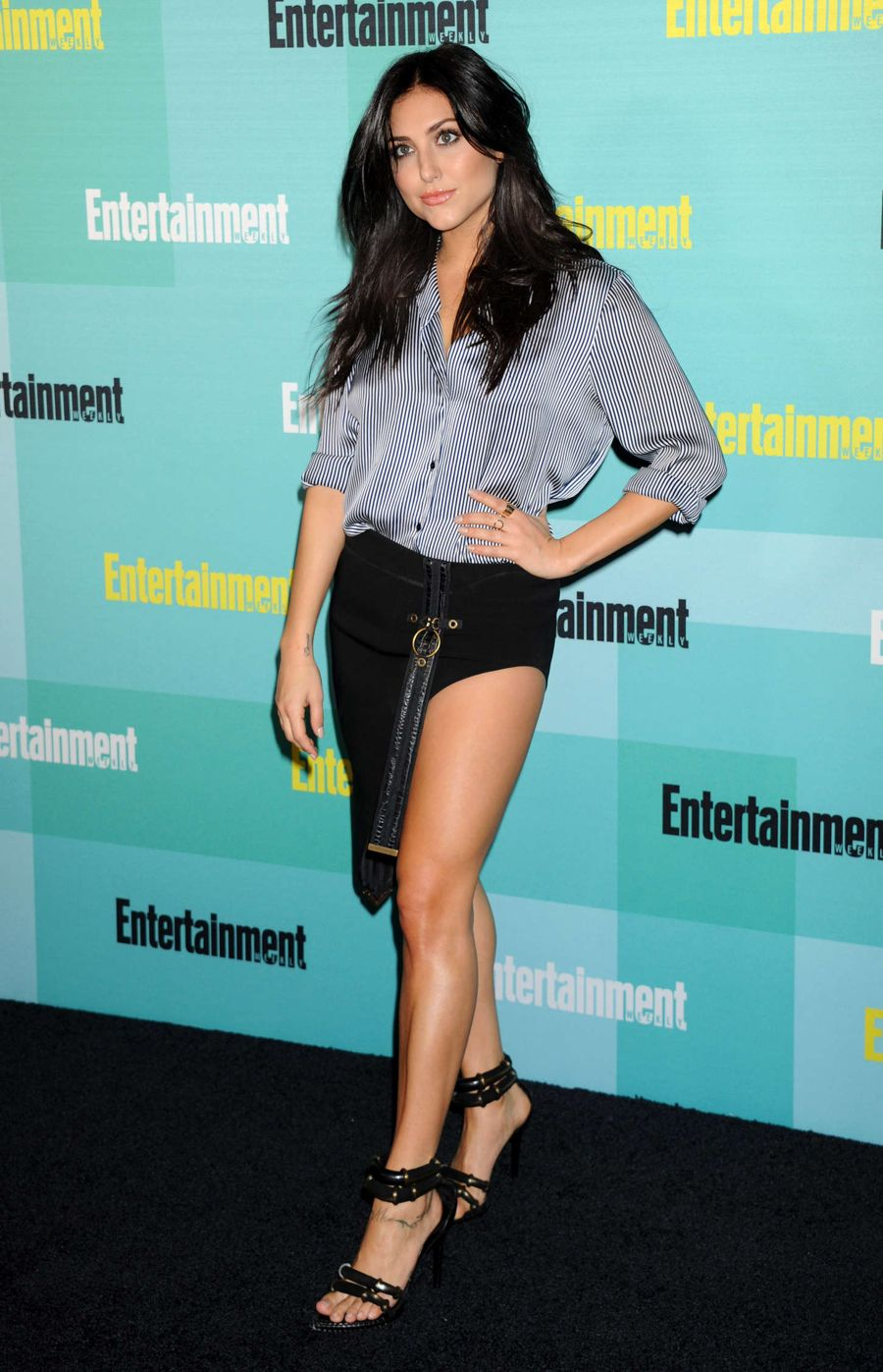 Cassie Scerbo - Entertainment Weekly Party at Comic-Con