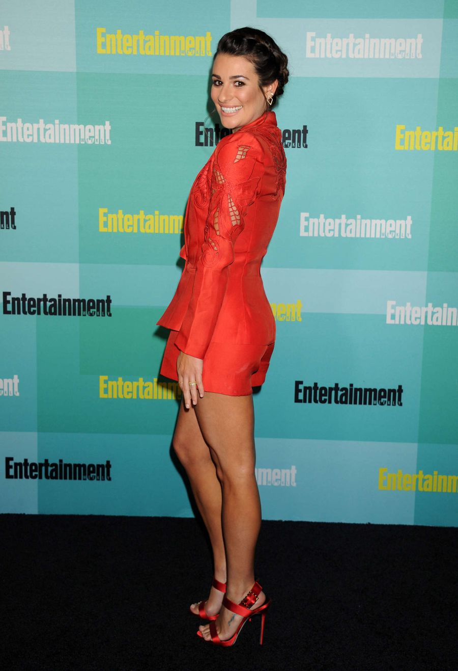 Lea Michele - Entertainment Weekly Party at Comic-Con