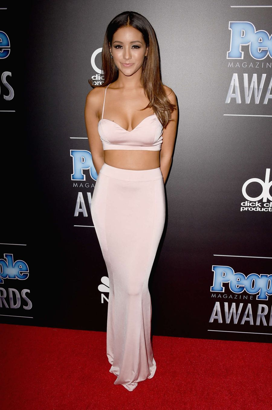 Melanie Iglesias - PEOPLE Magazine Awards in Beverly Hills