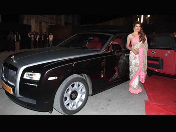 Top Five Indian actresses Who Own Luxury Cars