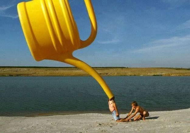Perspective Photography Illusions