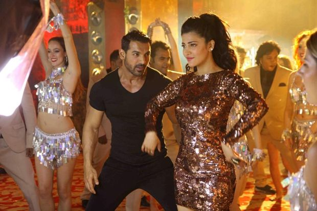 Welcome Back Movie Song Making Photos