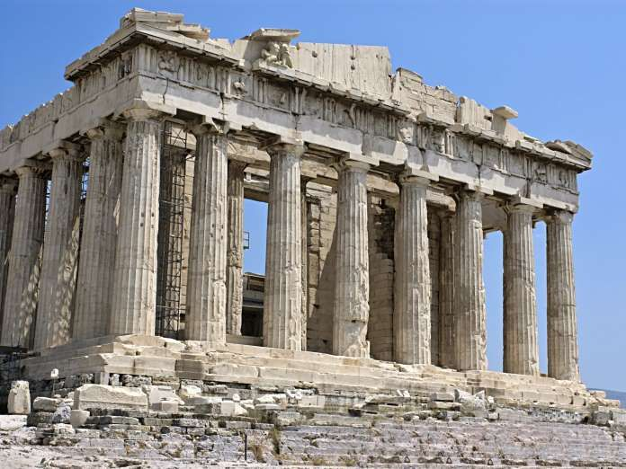 10 Architectural Wonders of the Ancient World