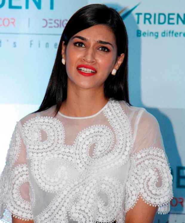 Kriti Sanon Launches Trident Group Home Linen Collection