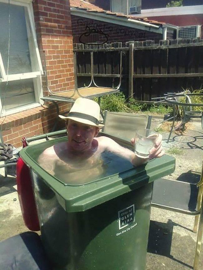 23 Pools are Proof of Desperate People
