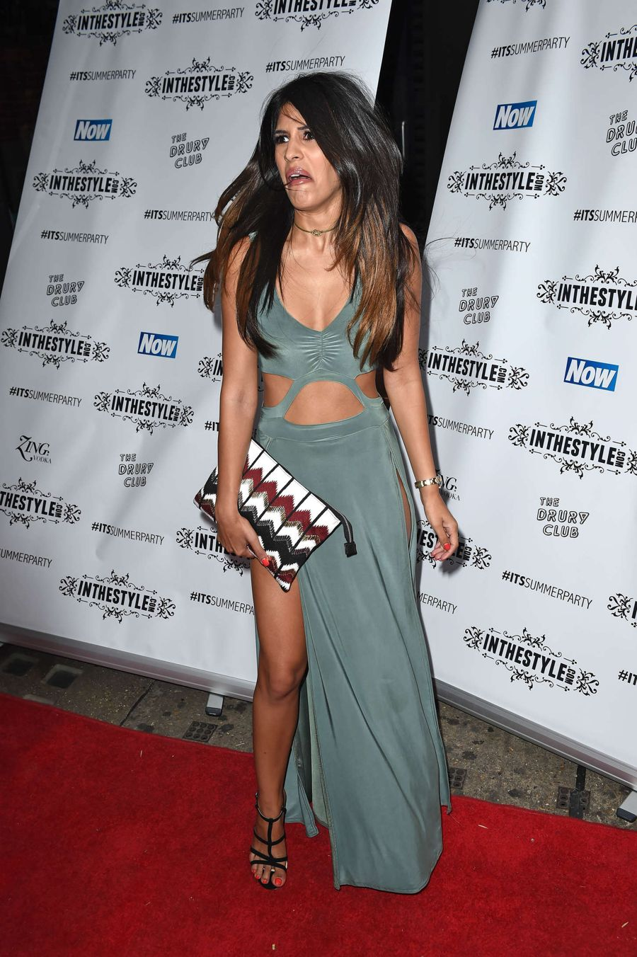 Jasmin Walia's In The Style X Now Summer Party