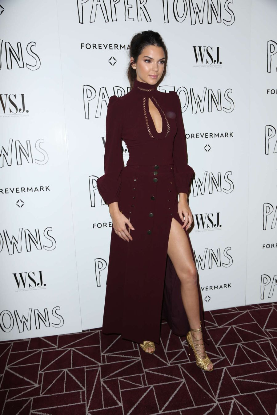 Kendall Jenner - 'Paper Towns' Screening in Hollywood