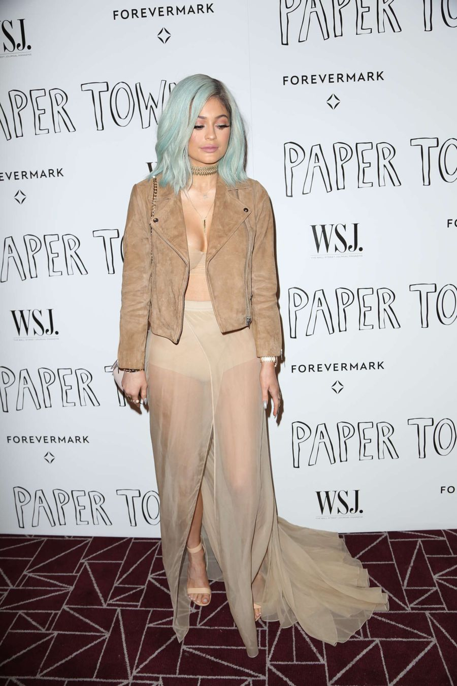 Kylie Jenner - 'Paper Towns' Screening in West Hollywood