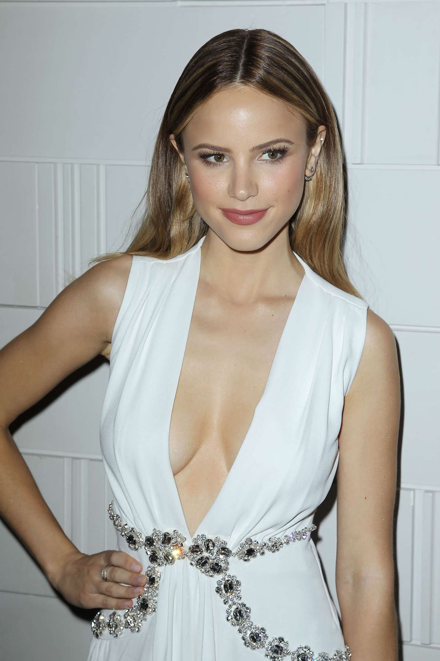 Halston Sage - 'Paper Towns' After Party in NYC