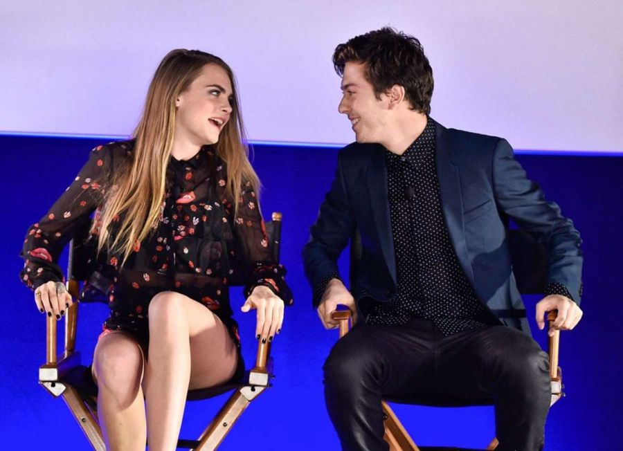 Cara Delevingne - 'Paper Towns' Press Conference in Toronto