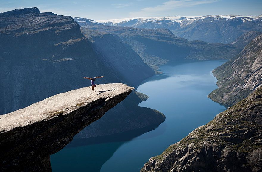 22 Great Escapes that will make You Feel Small