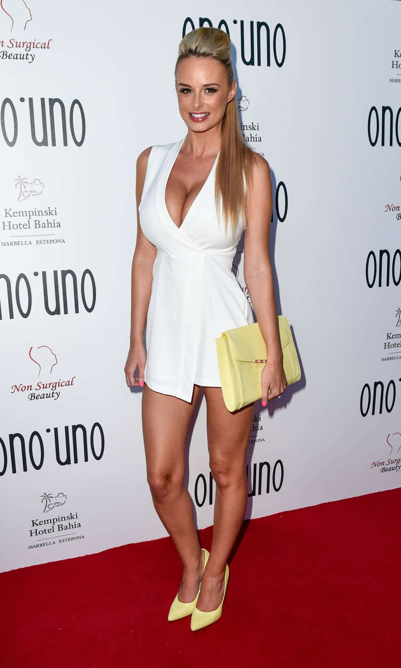 Rhian Sugden Ono Uno Collection Launch